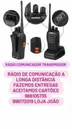 Rádio Comunicador radio ####@radio