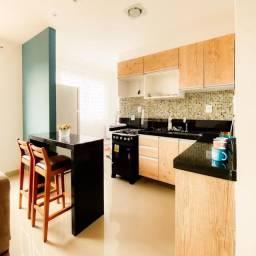 Apartamentos mobiliados para temporada
