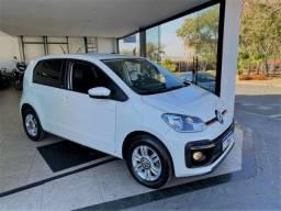 VW - Up Move TSI 2018 - Baixo km, Completo; Aceito trocas e Financio em até 60x