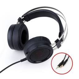 Título do anúncio: Headset Gamer Scylla H901 Redragon