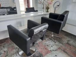 Cadeiras salao
