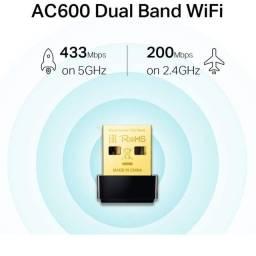 Adaptador de wi-fi para computador
