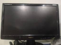 Monitor 19 polegadas LG modelo flatron w1943c