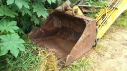 Braço de escavadeira