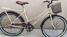Bicicleta estilho retrô - nova de mostruario - parcelo sem juros