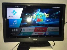 VENDO TV DE 32 E TV Box (Leia a Descrição)