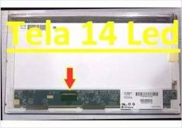 Tela notebook LED 14.0 Toshiba - Acer - Itautec - Hp - Aceito cartao