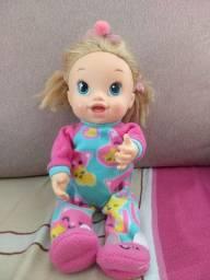 Baby alive manhosa