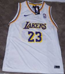 Camisa de basquete LAKERS