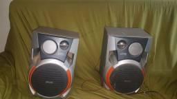 caixa de som Philips 6horms. em ótimo estado de conservação. zap *