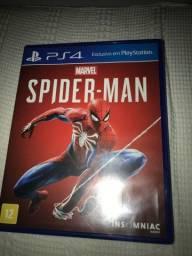 Jogo spider man / homem aranha ps4