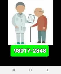 Cuidador e técnico de enfermagem