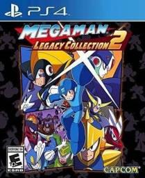 Megaman 2 legado collection  ps4