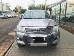 Toyota Hilux 2.7 SRV 4X2