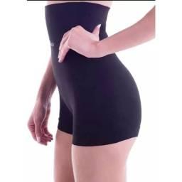 Short cinta modeladora . Corrigindo postura  e reduzindo cintura !