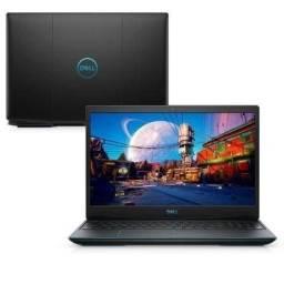 Notebook Gamer Dell G3 3500 -  RTX 2060 lacrado na caixa