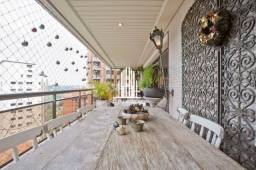 Luxuosíssimo apartamento para locação de 500m², 4 suítes em Higienópolis;