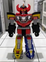 Robo Megazord Power Rangers Imaginext