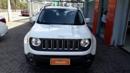 Jeep RENEGADE LONGITUDE 1.8 FLEX AUTOMATICO - 2018 - branco