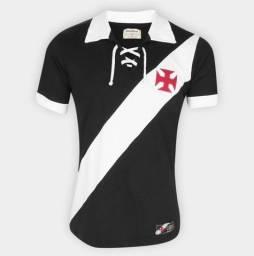 Camiseta Vasco da Gama Cordinha Masculina