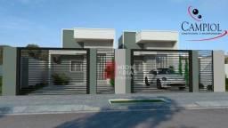 Casa com 3 dormitórios à venda, 60 m²- Presidente - Cascavel/PR