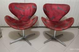 Cadeiras giratória