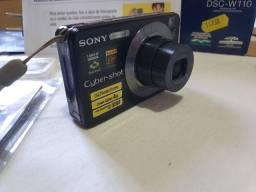 Câmera digital sony cyber-shot dscs750 7.2 MP com zoom óptico 4x