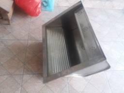 Tanque de alumínio