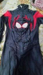 Traje/ Fantasia Homem aranha