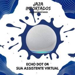 Echo Dot 04 -Sua assistente Virtual -Alexa, ele é perfeito para qualquer ambiente.