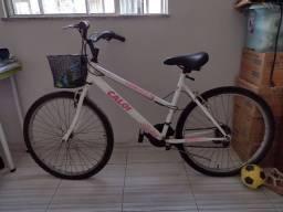 Bicicleta Caloi Feminina Aro 26