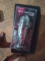 Mega Capacitor 1 semana de uso