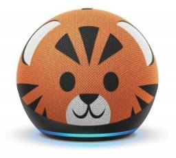 Alexa - Echo Dot 4º Geração - Tiger