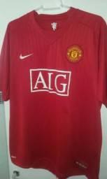 Camisa Manchester United (Clássica)