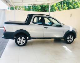 Fiat strada working 1.4 cd 2011 completa!! top!! - 2011