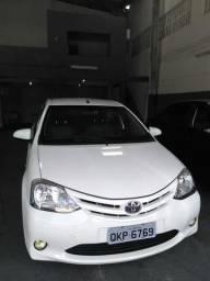 Etios Sedan 1.5 XS Flex 2015 Branco - 2015