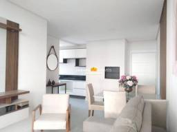 Apartamento com 2 dormitórios para alugar, 55 m² por r$ 1.770/mês - universitário - lajead