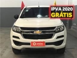 Chevrolet S10 2.8 ls 4x4 cd 16v turbo diesel 4p manual - 2019