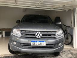 Amarok Cs 4x4 S 2016 VW pick-up Diesel - 2016