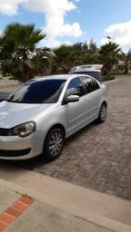 Polo sedan motion 1.6 12/13 gás para uber - 2012