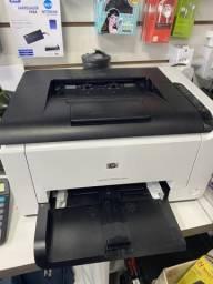 Impressora HP LaserJet CP1025 color