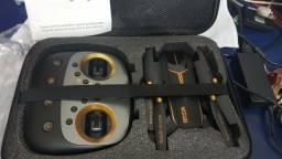 Drone Visuo - XS812 4K 1080P - GPS (novo)