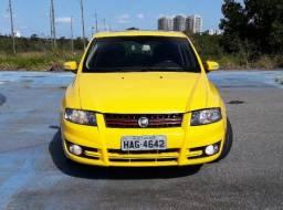 Stilo Sporting Dualogic 2010 Amarelo top! Oportunidade! Fipe 27mil - 2010