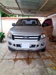 Ford Ranger XLS, DUT em branco - Cabine simples - 2013