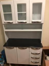 Armário de Cozinha 5P 4G