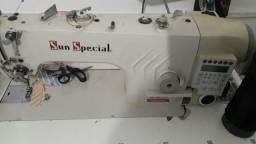 Máquina eletrônica Sun special 1600,1ano de garantia
