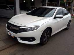 Honda Civic EX - Aut. 2.0 ,branco perolizado, 15.000Km! - 2017
