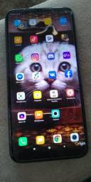 Xiaomi redmi 7, apenas com o trinco q mostra na ft, está com película por cima