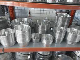 Forma para torta suíça alumínio (vários tamanhos)