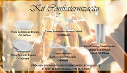 Kit COnfraternização